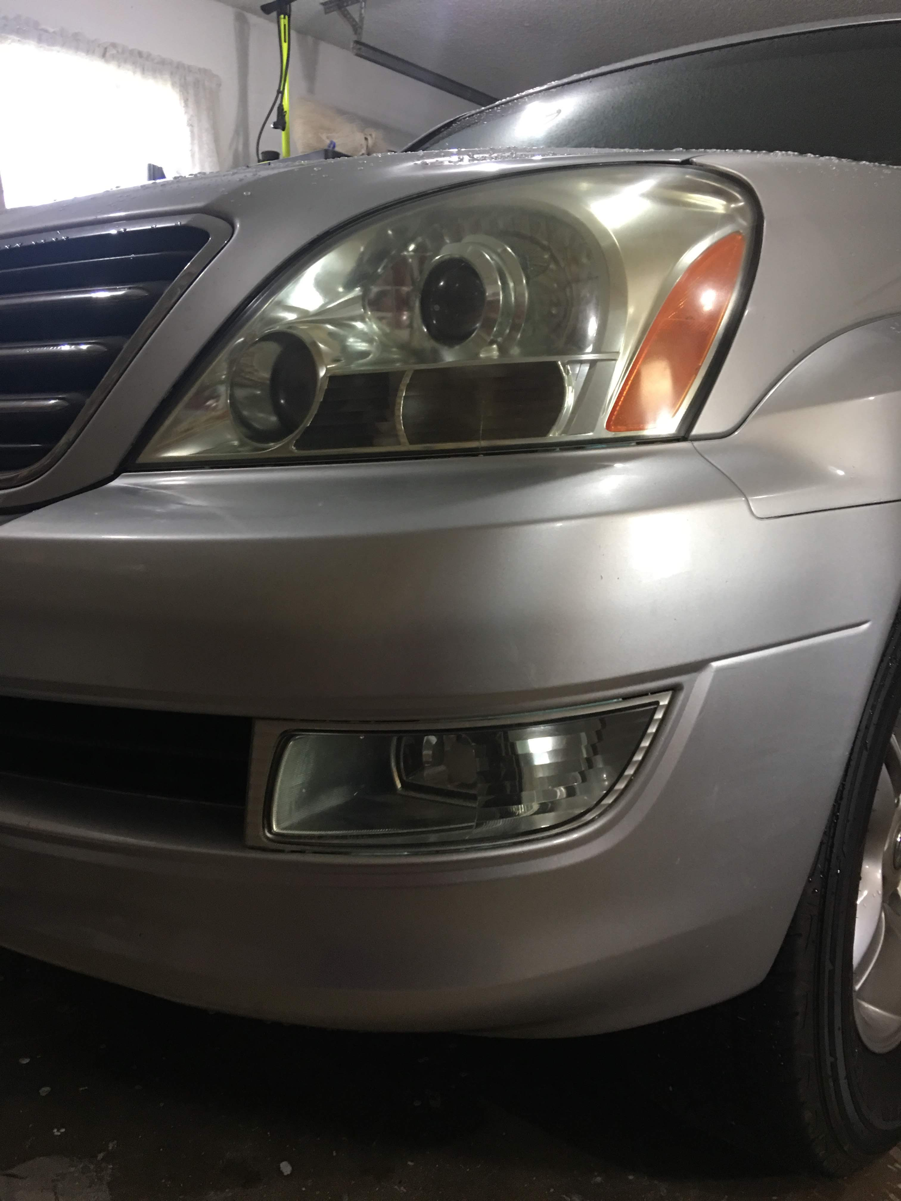 Clean Headlights